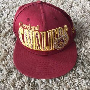 Cleveland Cavaliers Flatbrim Hat
